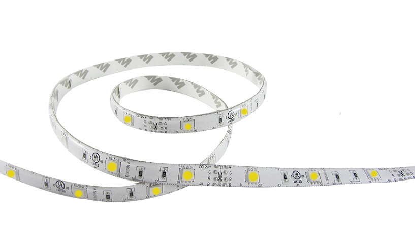 flexible led strip 5050 high output indoor light tape 16. Black Bedroom Furniture Sets. Home Design Ideas